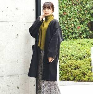 a18abddc959a2 ファッションを自由に楽しむ☆ Kastane の冬ニット&アウター15選(2018 ...