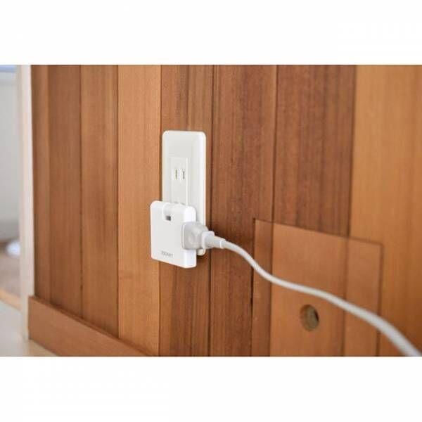 便利な電源タップ&コンセントプラグ2