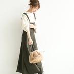 大人可愛い【ジャンパースカート】特集☆冬の着こなし15選