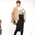 冬の着こなしに♪【5,000円以下】で見つけたブラックスカート特集☆