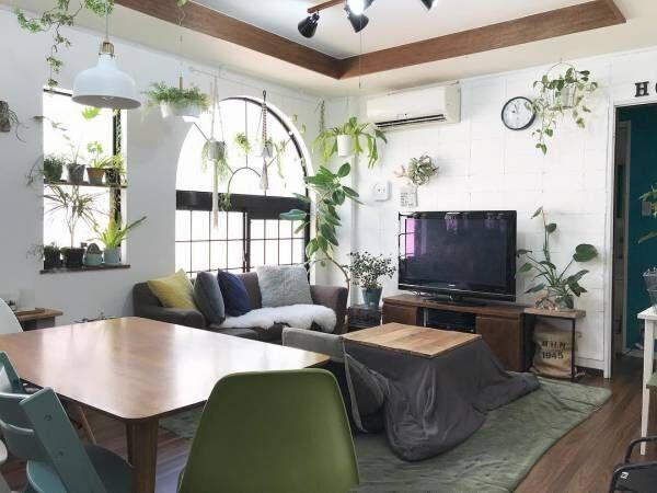 こたつ部屋をもっと素敵に見せたい!オシャレな空間にするためのコツとは