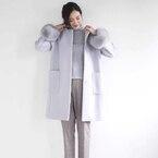 大人の女性はファーがお似合い♡上品ファー付きコートで挑む洗練スタイル