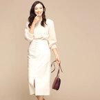 大人女子の上品な着こなし!「長め丈スカート」コーデ20選♡