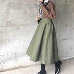 【ユニクロ】のスカート4選★で大人カジュアルな着こなし術をご紹介♪