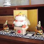 次のお正月も使える!さまざまな素材で作られた「鏡餅モチーフ」アイテム特集