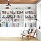 リビングから子供部屋まで♡ステキな本棚のある風景19選