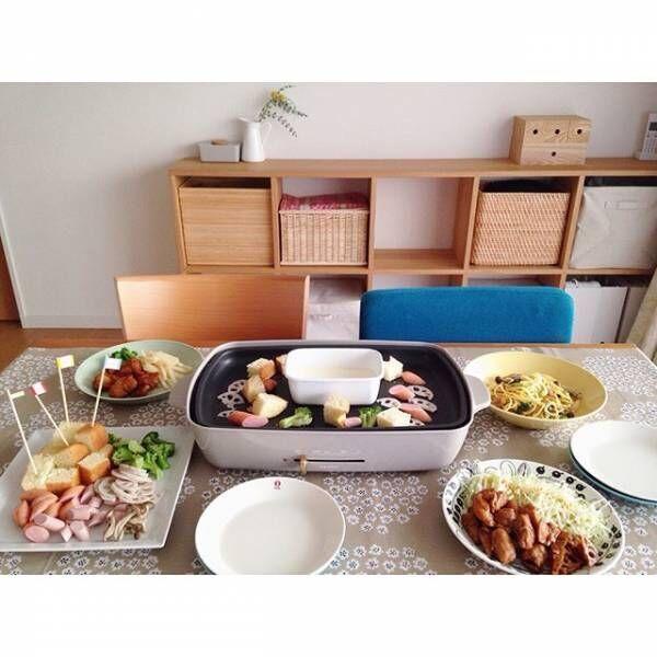 「ホームパーティー」のテーブルシーン&料理特集2