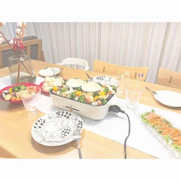 「ホームパーティー」のテーブルシーン&料理特集