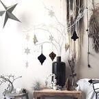 お部屋のワンコーナーを華やかに!アイデア溢れるクリスマスディスプレイ集♪