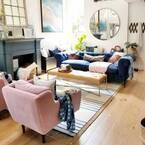 海外発「ピンクインテリア」実例集☆キュートでハッピーになる居心地の良い空間
