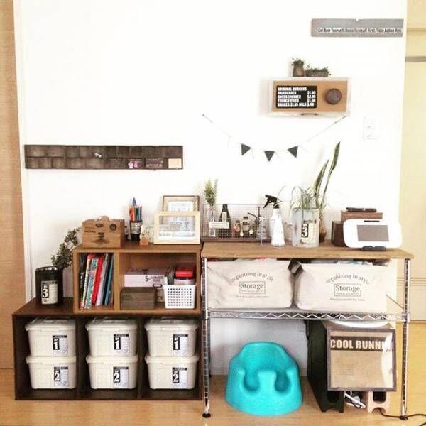 ダイソーのおすすめ収納アイテム8選☆シンプルで便利な使い方をご紹介!