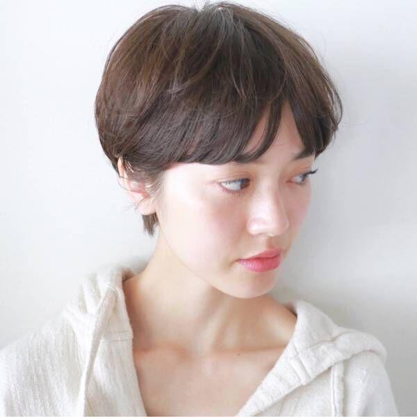 【長さ別】前髪パーマヘアスタイル集☆忙しいときもスタイリングが簡単に♪