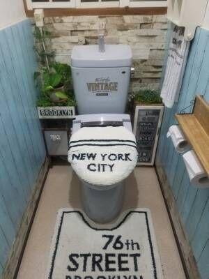 トイレ収納実例70選!生活感を隠してスッキリとしたトイレにしよう☆