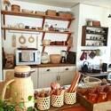真似したくなる台所収納アイデア50選☆場所別、道具別にご紹介します♪