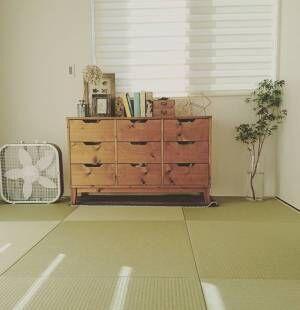 6畳・ワンルームの参考にしたいおしゃれインテリア&レイアウト実例40選☆