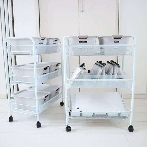 収納力抜群のラック収納特集!スッキリ収納実例&DIYアイデアをご紹介します☆