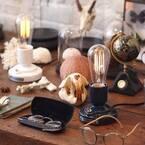 エジソン電球の灯る空間☆ヴィンテージな味わいと魅力をご紹介します