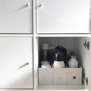 【100均&無印良品】の万能アイテムで食器・食品収納♡使いやすく美しいおしゃれなキッチン実例集!