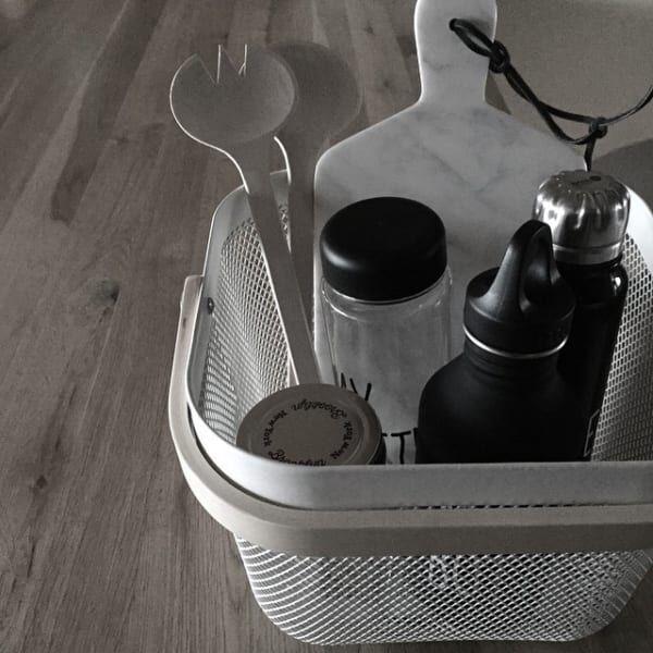 【IKEA】の大人気商品♡リーサトルプ&シーグラスバスケットをご紹介