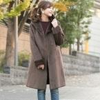 まだまだ寒いから手放せない!ふんわり暖かいムートンコートでオシャレコーデ♡