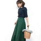 おしゃれ女子から大人気!【niko and…】で作る大人女子コーデ15選