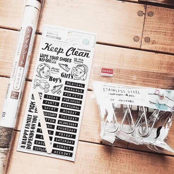 貼ってこするだけ!DIY雑貨の装飾にお薦めのおしゃれな転写シールをご紹介☆