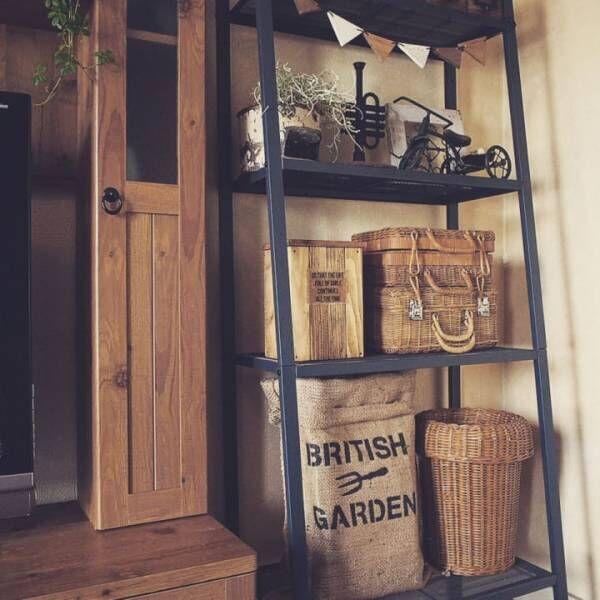 賃貸住宅でも使える!壁を有効利用する棚収納のおすすめアイテム&DIY術♪