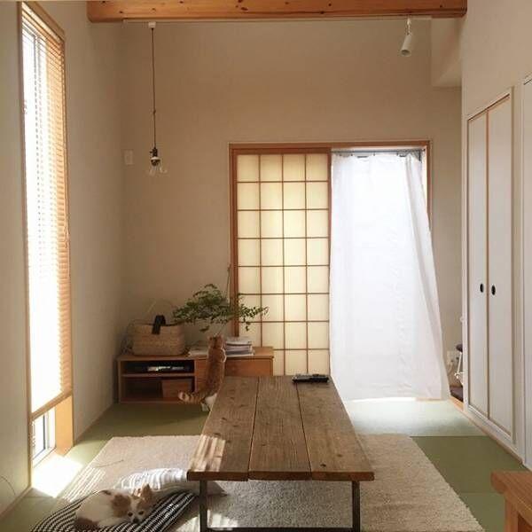 畳のお部屋がやっぱり落ち着く♡和室で素敵なインテリアを楽しもう