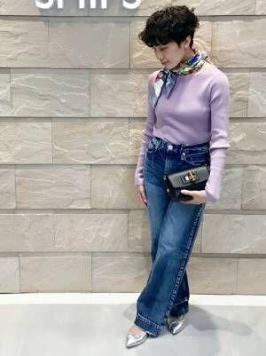 着るだけで旬のコーデになる一着♡パープル・ラベンダーアイテムが今季も人気!