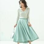 【カラー別】パステルスカートで春めいた大人女子コーデを完成させよう♡