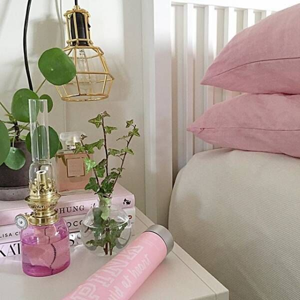 みんな大好きピンクインテリア♡ラブリー&ロマンティックなお部屋14選