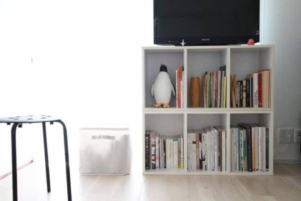 本の収納アイデア☆本棚を買わずに簡単にスッキリ片付けたい収納法35選♡