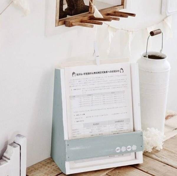かさばる書類をスッキリ収納!DIYやファイルを使った上手な書類収納アイデア