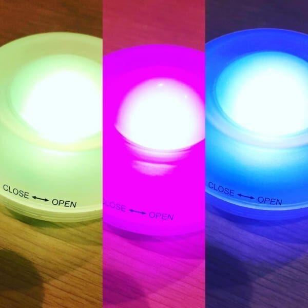 電池式の【100均ライト】が便利♪おしゃれなライティングをご紹介!