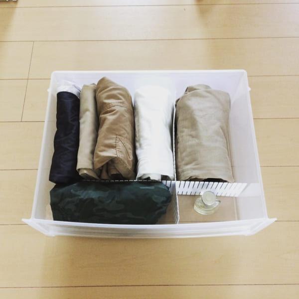 衣類収納が楽になる!かさばらず見た目もスッキリするおすすめ整理整頓術をご紹介!