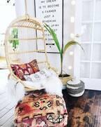 一人でもくつろげる空間が欲しい!海外の一人掛けソファのあるお部屋17選