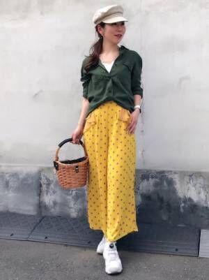 さらっと春風を運んで♪ZARAのプチプラシャツで作るおしゃれなマニッシュコーデまとめ