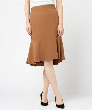 レディなマーメイドと個性派ペプラム。デイリーに着こなしたいスカート特集