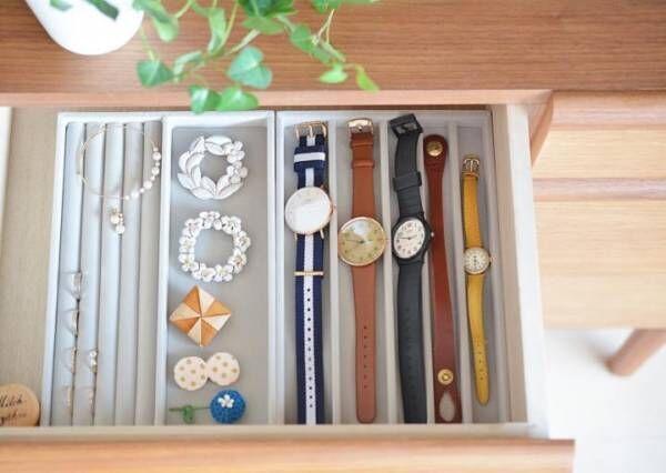 真似したくなる腕時計の収納法8選!きれいに整理整頓して取りだしやすさもアップ