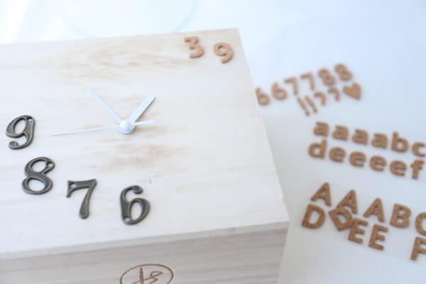 【連載】100円ショップダイソーの枡をリメイクして時計を作ろう!