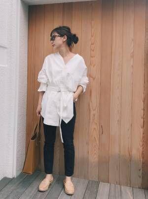 パリジェンヌの日常着!大人の【フレンチカジュアル】春~初夏コーディネート15選