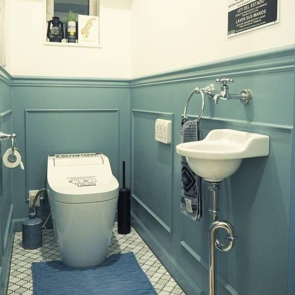 トイレを快適で居心地のよい空間に♡おしゃれなインテリア実例集