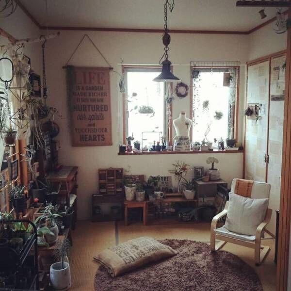 みんなの押し入れ・ふすまDIY実例15選!和室をお気に入りの部屋に改造しよう♡