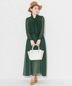 大人女子に人気のカーキアイテム!春らしく着こなすコツをご紹介します♡