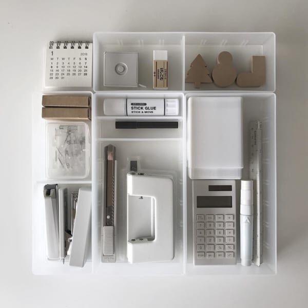 【無印良品】のアイテムで実践する整理収納☆参考にしたい実例集