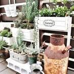 屋外収納ってどうしてる?ガーデニング用品やグリーンなどの置き場所に困った時のアイデアをご紹介!