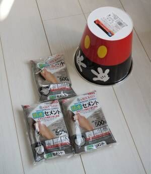 【連載】100円ショップのセメントでアクセサリー収納をオシャレに楽しむ!