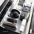 キッチン収納実例集☆ケースやボックスをフル活用して使いやすさ重視の収納術をご紹介