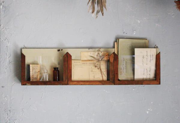 【連載】壁面をおしゃれに演出!3連ポケットの壁掛けレターラックを簡単DIYで作ってみよう!
