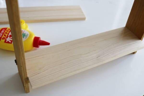 【連載】工具不要DIY!5分で出来る100均2WAY棚の作り方をご紹介